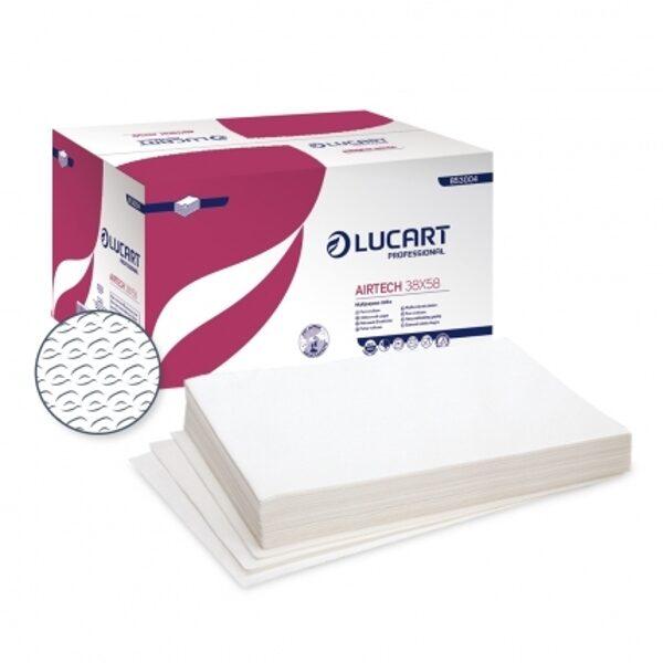 AIRTECH LUCART 38x58, atkārtoti lietojamas papīra salvetes